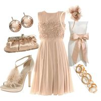 Lovely Blush., created by anitrap.polyvore.com