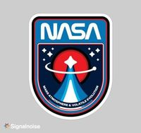 Unofficial NASA Mission Patches by James White