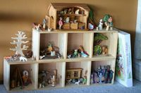 wish I had a little shelf to do this with :)