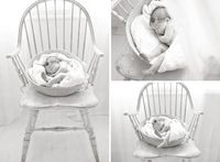 baby in a basket gorgeous pictures