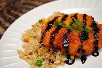 Chicken Katsu by ItsJoelen, via Flickr