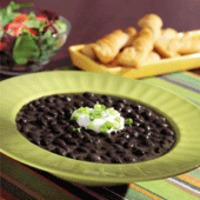 Quick and Easy Vegetarian Black Bean Soup