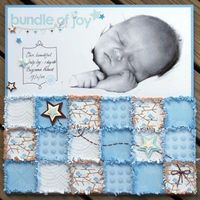 Baby Quilt layout, how cute