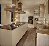 Elegant look to your home with best kitchen cabinets.