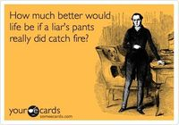 Liars....oh this would be GREAT!!!