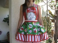 THE GRINCH apron!
