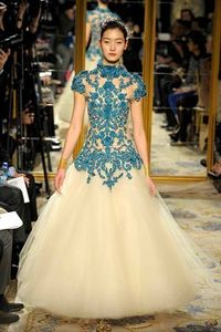 NYFW FALL 2012, MARCHESA: COUTURE