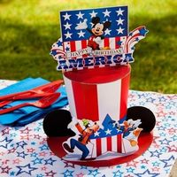 Mickey's Fourth of July Hat