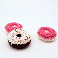 Mini Donuts crochet