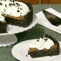 Carla Hall's Mississippi Mud Pie - the chew - ABC.com