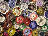 rolled paper crafts tutorial