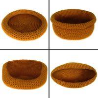 Crochet Pattern: Super Versatile Cat Bed