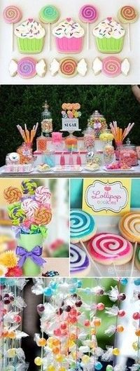 Candy, candy, candy -