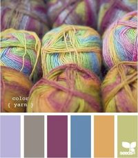 color yarn