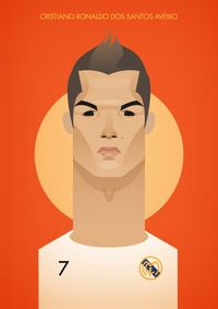 Cristiano Ronaldo by Stanley Chow