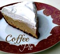 Coffee Pie
