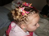 Cute hair styles for little girls