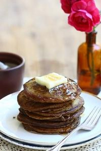 coffee pancakes!
